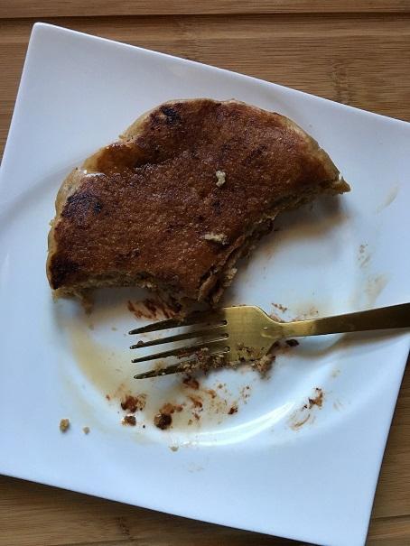 Pancakes - Eaten