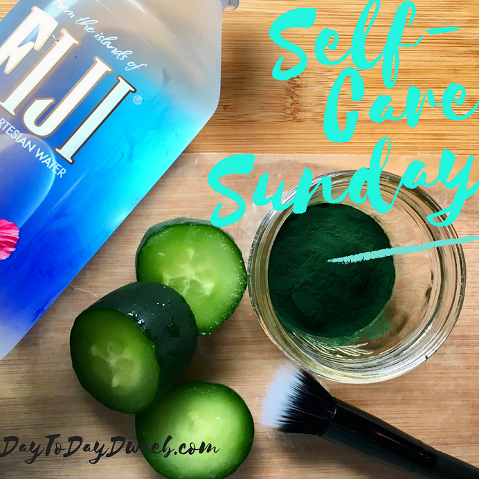Self-Care Sunday…