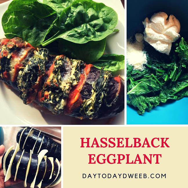 Hasselback Eggplant!