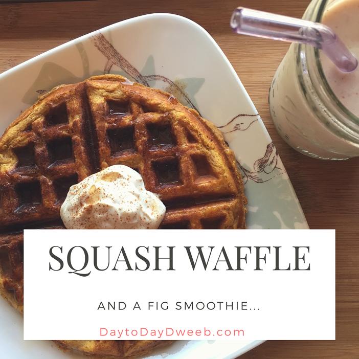 Saturday Waffle: SquashWaffle!