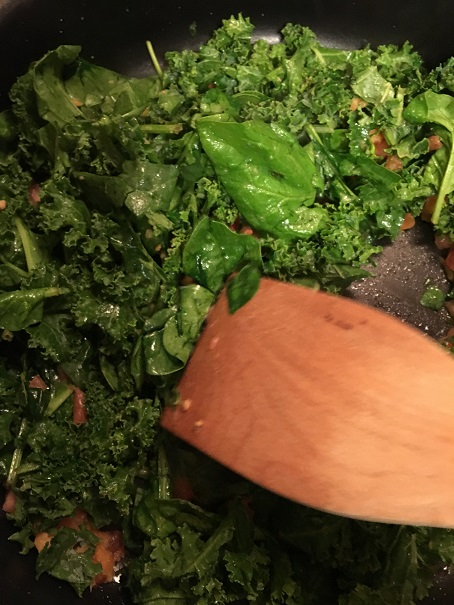 Kale - Fried