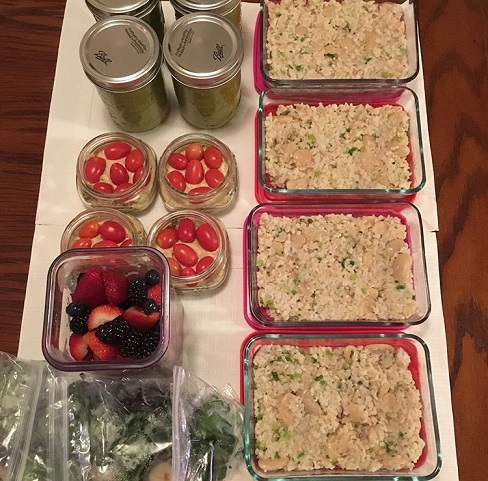 Meal Prep 4