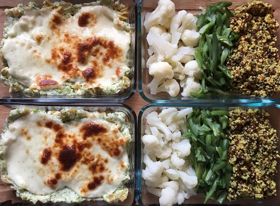 Meal Prep Recent - Today