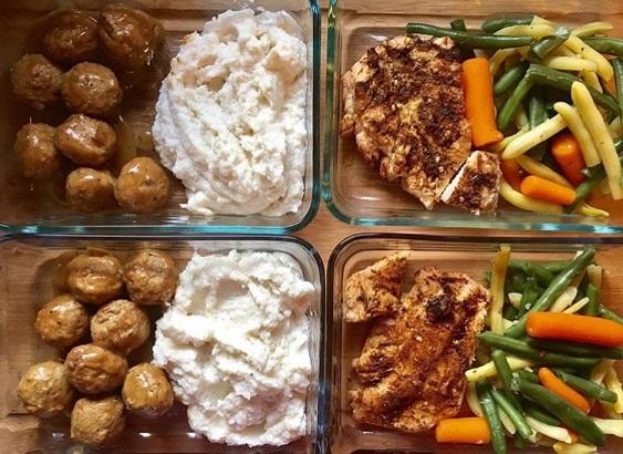 Meal Prep Recent