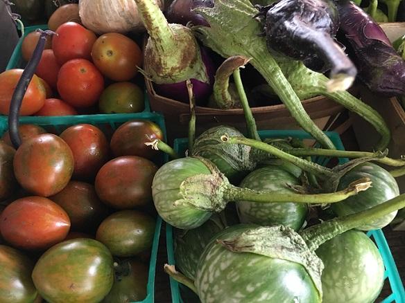 Veggie Basket