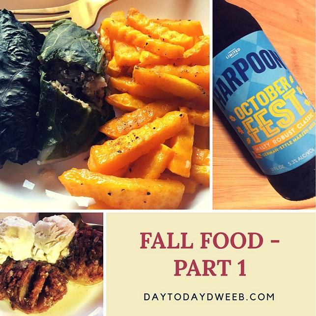 An Autumn Meal – Part1